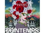 Natale 2013: una gioiosa ossessione firmata Prada in partnership con Printemps, Parigi