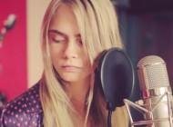 Cara sings!