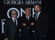 Giorgio Armani per The Wolf of Wall Street