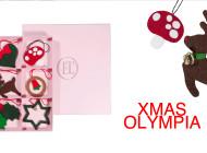 Olympia Le Tan lancia la sua collezione Natale 2013 da Lafayette
