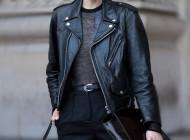 Leather details @ Paris