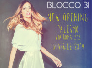 New Opening BLOCCO 31 a Palermo
