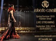 Roberto Cavalli Live Streaming