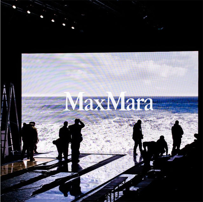 Max Mara location Instagram