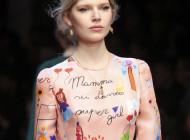 Viva la mamma! Dolce & Gabbana FW 2015