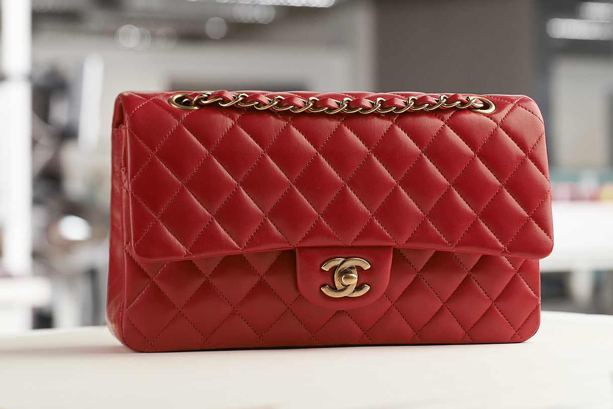 10 The Iconic Chanel Handbag Leather 08 13 14