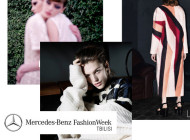 Mercedes Benz Fashion Week Tbilisi Preview