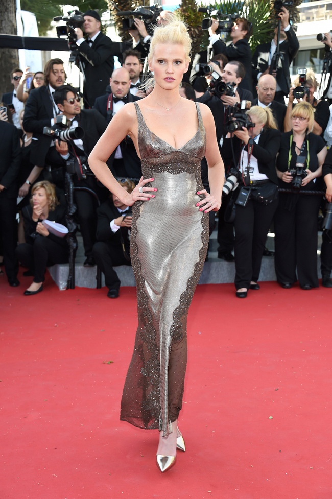 Cannes 68 Red Carpet Zoe Magazine