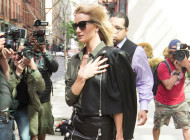 Rosie Huntington-Whiteley in Versus.