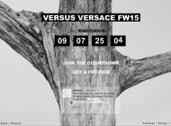 #VERSUSCALLING Versace FW 2015