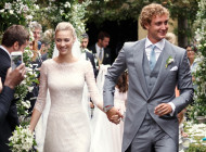 Beatrice Borromeo e Pierre Casiraghi Sposi