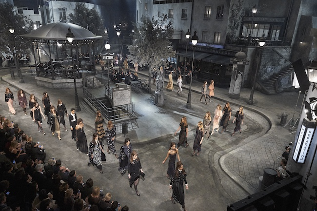 Chanel Paris in Rome_02_MÇtiers d'art Paris in Rome 2015-16 - Teatro N¯5 - Cinecitta Studios -Rome - pictures by Olivier Saillant