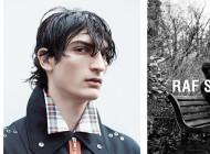 Raf Simons Menswear SS 2016 Campaign