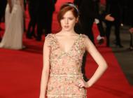Ellie Bamber in Chanel
