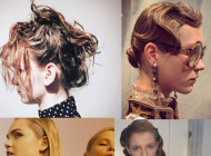 Hair Style Trends at MFW
