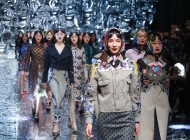 Mercedes-Benz China Fashion Week presenta Mary Katrantzou
