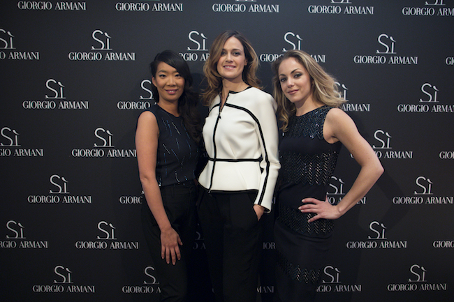 Kee Yoon Kim, Cecile Schmollgruber, Charlotte Ranson