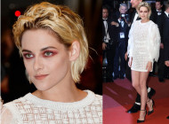 Kristen Stewart in Chanel at Cannes 2016