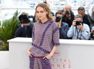 Lily-Rose Depp in Chanel at Cannes 2016