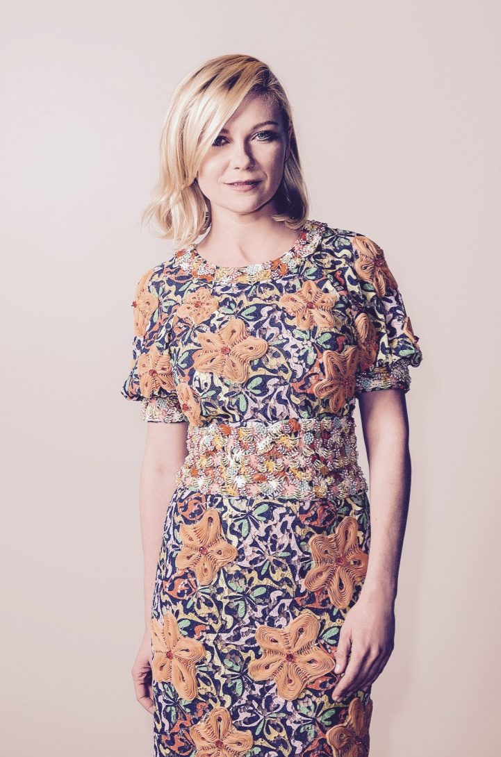 Vanity Fair France and CHANEL Dinner at Tetou Restaurant_May 12th_Kirsten Dunst