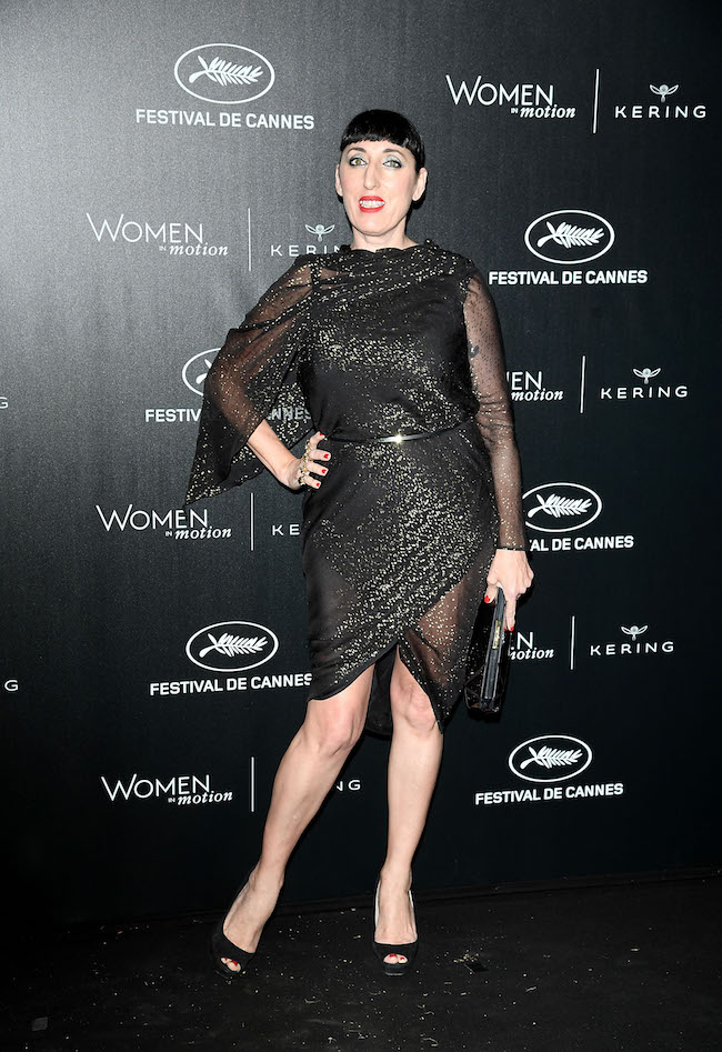CANNES, FRANCE - MAY 15: Rossy de Palma attends the Kering And Cannes Film Festival Official Dinner at Place de la Castre on May 15, 2016 in Cannes, France. (Photo by Venturelli/Getty Images for Kering)