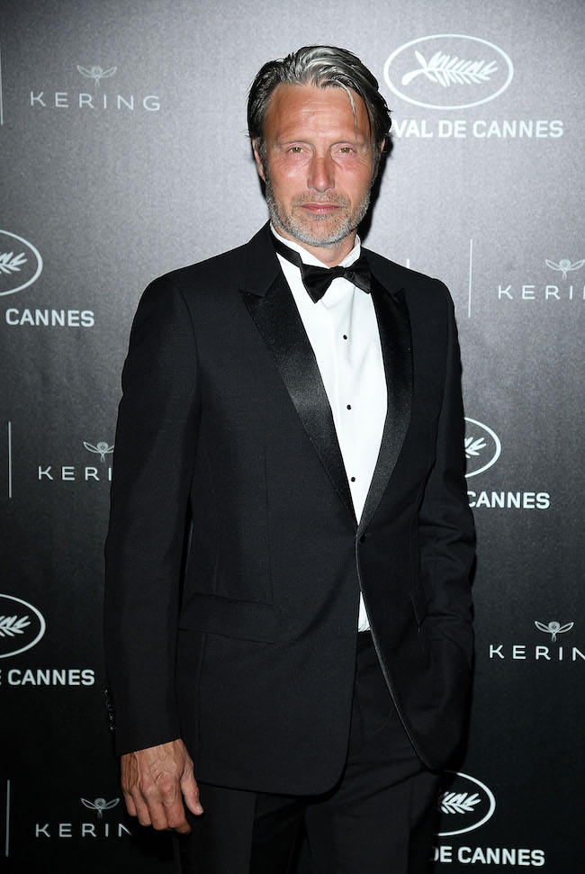 CANNES, FRANCE - MAY 15: Mads Mikkelsen attends the Kering And Cannes Film Festival Official Dinner at Place de la Castre on May 15, 2016 in Cannes, France. (Photo by Venturelli/Getty Images for Kering)