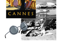 Cannes 2016 Dress Code: Round Frame Glasses