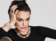 Keira Knightley new face of Chanel Fine Jewelry