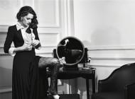 Kristen Stewart for Chanel Métiers d'art Paris in Rome