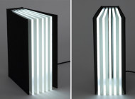 Light Book by Pascale De Backer