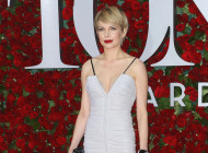 Michelle Williams in Louis Vuitton at Tony Awards 2016