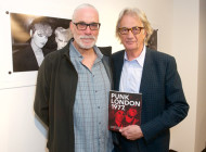 Paul Smith & Derek Ridgers exhibition