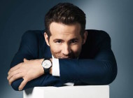 Ryan Reynolds ambassador for Piaget watches