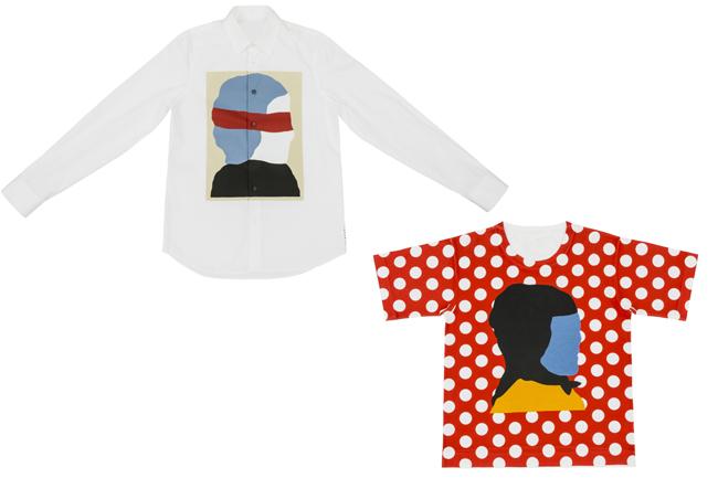 Marni+Ekta Collection Shirts