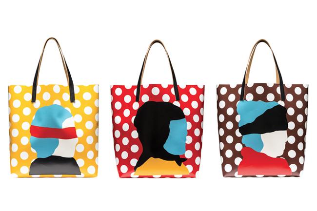 Marni+Ekta Collection bags