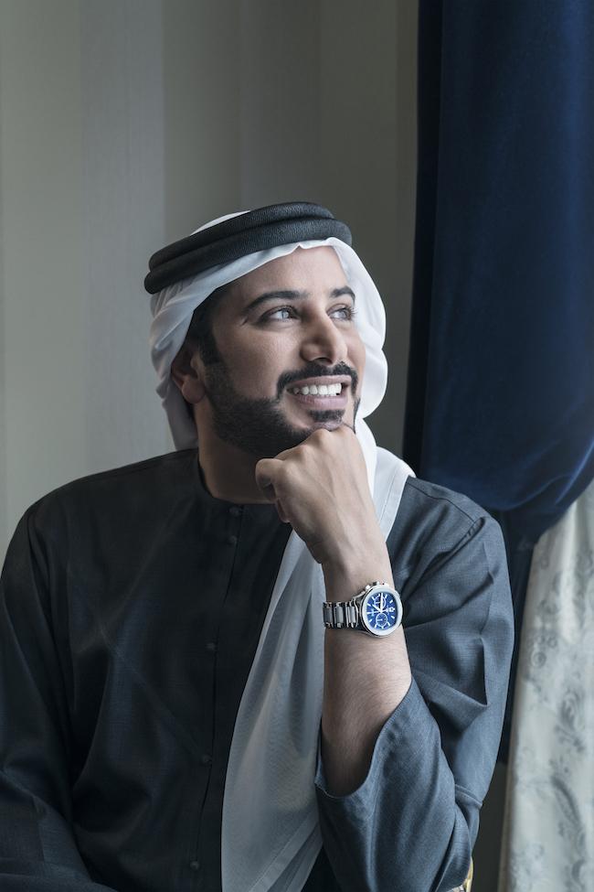 Piaget_Mohammed Sultan Al Habtoor_PORTRAIT