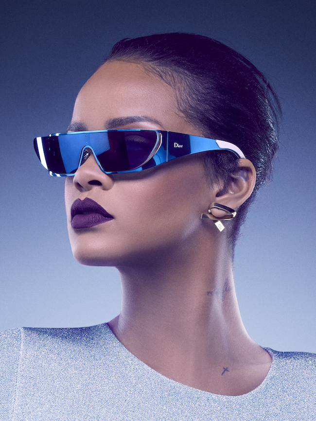 RIHANNA_BLUE - ph. J.B. Mondino
