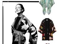 Summer Kimono Trend