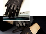 What if gloves were to become a hand jewel?