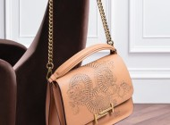 Tod's launches the new Tattoo Double T Bag at LFW
