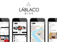 Lablaco GIVE: the first free-shopping App