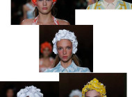 Miu Miu ss17 shower cap will be a must have