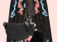 3 floral coats for this winter 2016