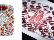 """LES ÉTERNELLES DE CHANEL """"Signature Grenat"""", won the """"Jewelry"""" category at GPHG"""