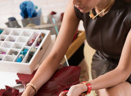 Interview with Bahraini handbag designer Noof Al Shekar