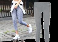Gigi Hadid gym style