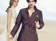 Peter Lindbergh in Deauville for Ermanno Scervino