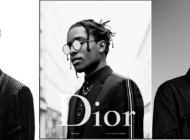 Follow Dior Homme on Instagram