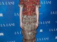 Emma Stone wore Chanel at premiere of La La Land