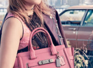 Chloë Moretz: face of the Coach Spring 2017 campaign
